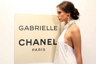 La radiante #GabrielleChanelParty