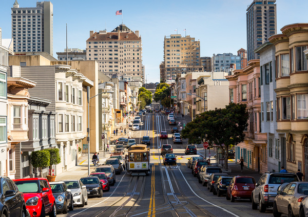 San Francisco, el destino favorito de creativos y emprendedores
