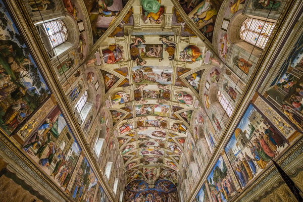 Tour virtual del Museo Vaticano